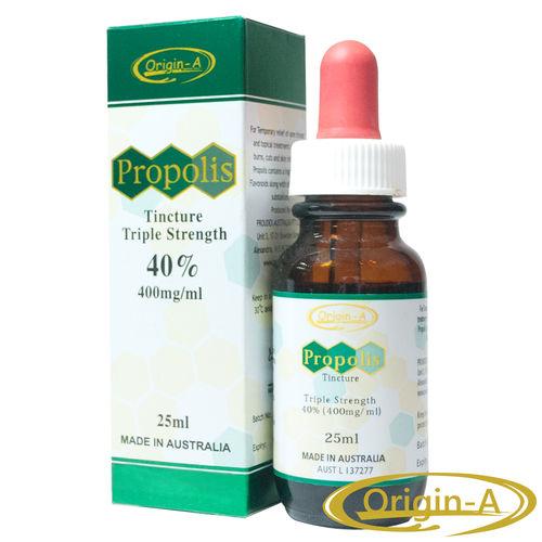 澳洲Origin-A40%皇家蜂膠液25ml