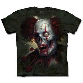 【摩達客】預購3XL-The Mountain 骷髏小丑 T恤
