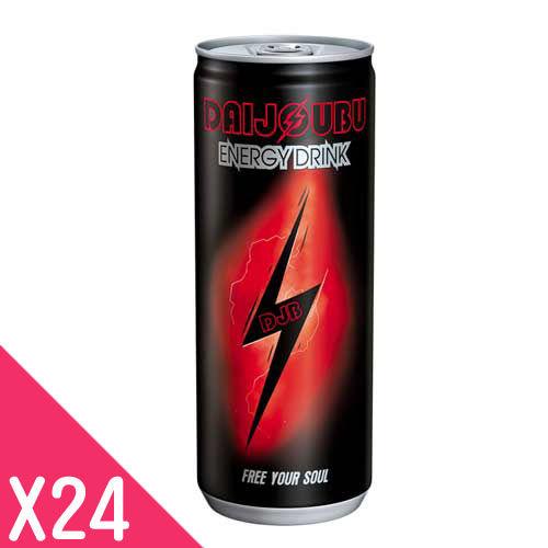 大丈夫DAIJOUBU能量元氣補給飲品 240ml/24瓶一箱