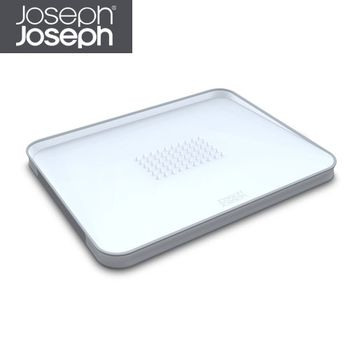 Joseph Joseph 好好切雙面傾斜砧板(大白)