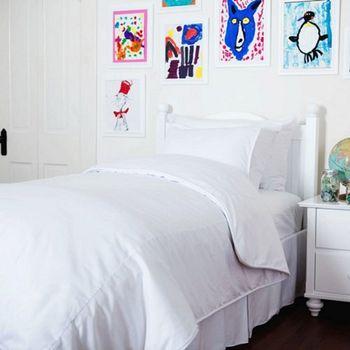 全家康 防蹣寢具 單人棉被套 (5x7尺)