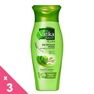 杜拜進口VATIKA強健洗髮精(200ML*3入組)