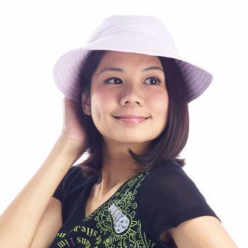 【FOX FRIEND】UPF40+抗UV吸濕快乾大緣帽H025