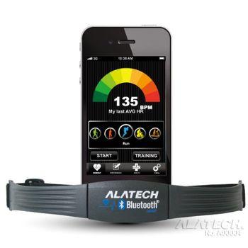 ALATECH  藍牙4.0無線心率胸帶 (CS010BLE)