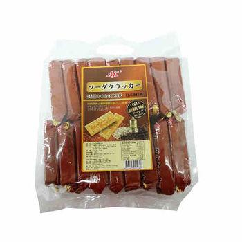 日式胡椒蘇打餅6包入