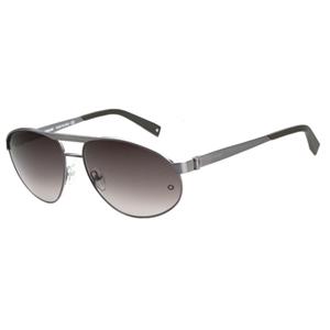 萬寶龍MONTBLANC-時尚太陽眼鏡(鐵灰色)MB324S