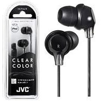 JVC HA-FX22 密閉型立體聲耳機(黑)