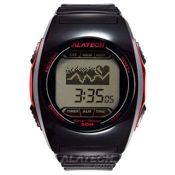 ALATECH FB005 專業健身 心率錶-黑色