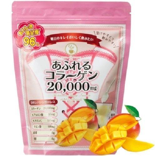 【日本皇后與公主】2萬毫克高單位低卡路里膠原蛋白粉(250g)1入