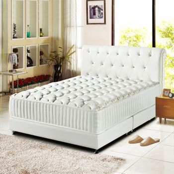 Ally愛麗 五星級飯店用-乳膠-硬式獨立筒床墊-單人3.5尺