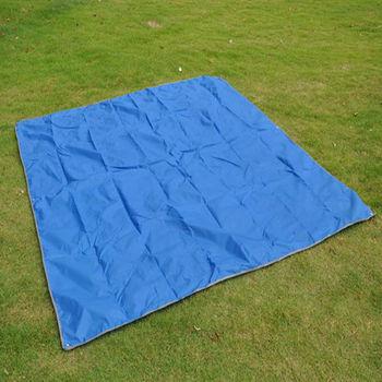 PUSH!登山戶外用品 2.1X2.15M帳篷遮陽棚地墊防潮墊