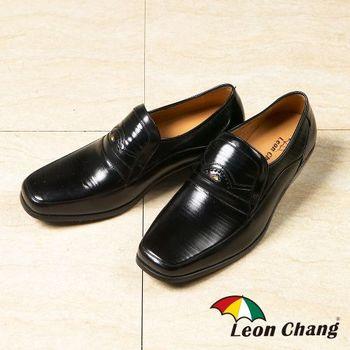 Leon Chang 簡約牛皮休閒鞋