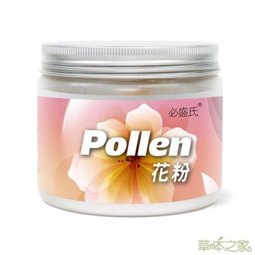 草本之家-台灣破壁高山蜂花粉(160克/罐)1入