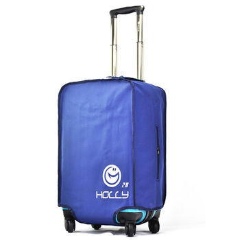 PUSH! 600D超厚實超耐磨防水 行李箱 保護套 防塵套 箱套