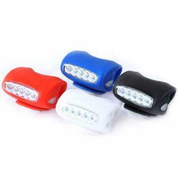 PUSH!自行車用品  3模式7LED自行車尾燈 警示燈