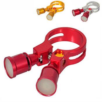 PUSH!自行車用品 自行車2模式 座管LED 燈 警示燈 尾燈