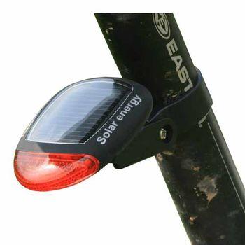 PUSH!自行車用品 自行車Solar 尾燈 警示燈 閃光片