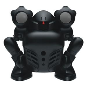 iPlug 雷克爾KING 5-標準色重低音2.1聲道戰士造型喇叭