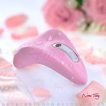 德國Nomi Tang-巧克力陰蒂振動器-粉紅