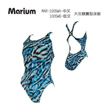 【≡MARIUM≡】大女競賽型泳裝(MAR-1005WA)