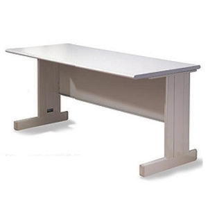 【時尚屋】HU160灰色辦公桌263-21