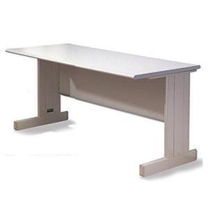【時尚屋】HU150灰色辦公桌263-20