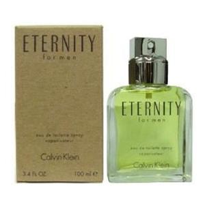 CK Eternity 永恆男性淡香水Tester100ml