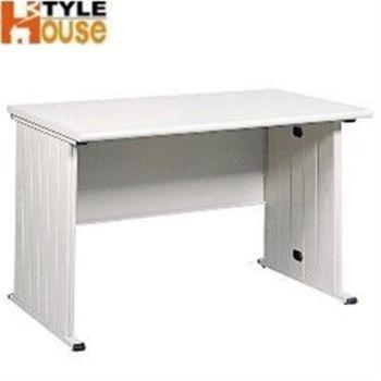 【時尚屋】THA140灰色辦公桌249-9