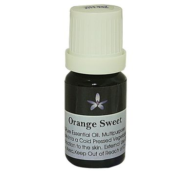BODY TEMPLE 100%甜橙芳療精油10ml