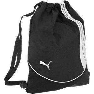 PUMA 2013Team團隊體育運動黑色後背包