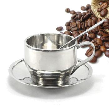 304不鏽鋼咖啡杯