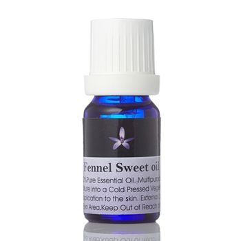 BODY TEMPLE 100%甜茴香芳療精油10ml