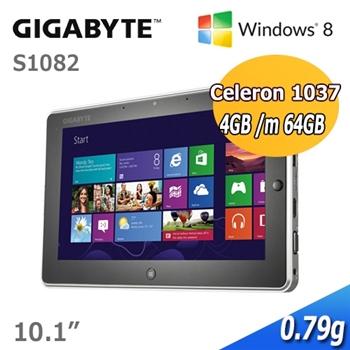 Gigabyte技嘉 S1082 64G 10.1吋雙核平板
