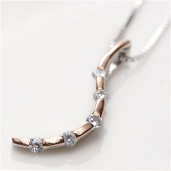 【Ge Couture】24hr能量SPA絲路之星金屬鍺項鍊