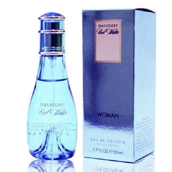 Davidoff Cold Water 冷泉女性淡香水 50ml