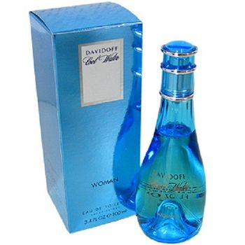 Davidoff Cold Water 冷泉女性淡香水 100ml