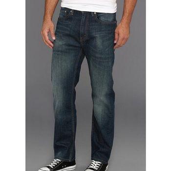 【Levi's】505經典Cash直筒牛仔褲