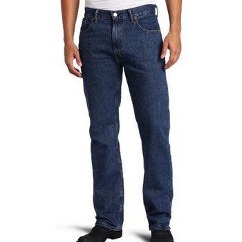 【Levi's】505經典D Stonew直筒牛仔褲