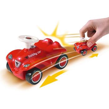 【德國BIG】迷你波比迴力車-新款