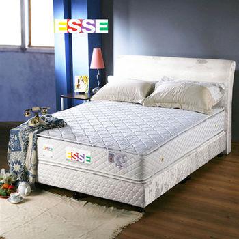 【ESSE御璽名床】四線獨立筒床墊6x6.2尺(加大尺寸)