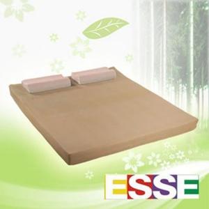 【ESSE御璽名床】七段式分壓天然乳膠床墊(10CM-雙人加大)