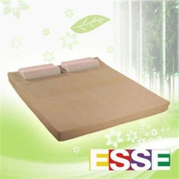 【ESSE御璽名床】七段式分壓天然乳膠床墊(10CM單人3.5尺)