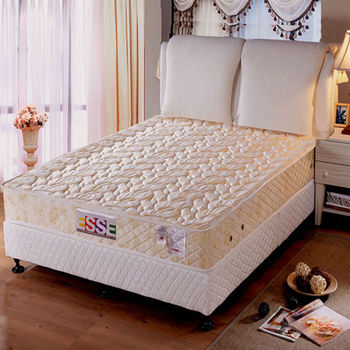 【ESSE御璽名床】乳膠系列獨立筒床墊3.5x6.2尺(單人尺寸)