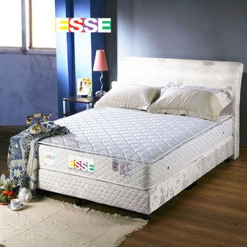 【ESSE御璽名床】三線獨立筒床墊5x6.2尺(雙人尺寸)