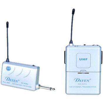 【DAYEN】無線行動腰掛式麥克風DA-825U網