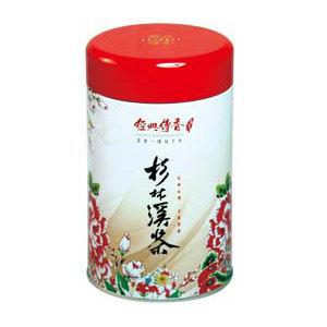 【名池茶業】杉林溪羊仔灣手採高山茶葉4罐組-青茶(經典傳香款)