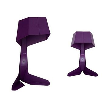 COCOKASA 鑽石先生LED氣氛燈 迷晴紫 (P10-AL)