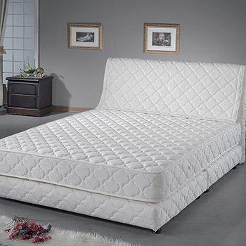【契斯特】整夜好眠超值獨立筒雙人床組(含床墊)24
