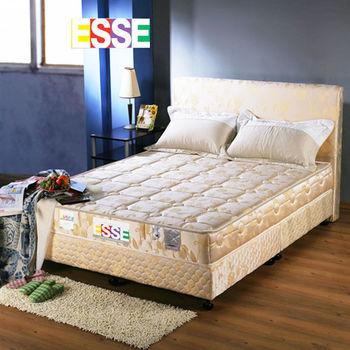 【ESSE】御璽名床 健康硬式床墊 6x6.2尺(雙人加大)