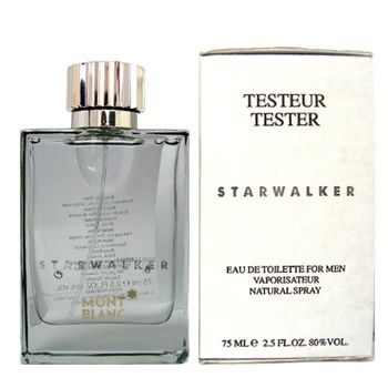 MONTBLANC 萬寶龍星際旅者男香 75ml-Tester包裝